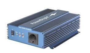 100 Power Inverters For Trucks EPS100012V 1000 Watt 12v DC To 220v AC European 50hz Pure Sine