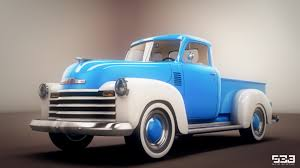 100 1951 Chevy Truck Pickup Gallery AREA By Autodesk