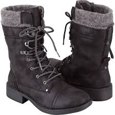 roxy boston womens boots black combat boots shoes pinterest