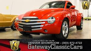 100 Ssr Truck For Sale 2004 Chevrolet SSR For Sale 2203623 Hemmings Motor News
