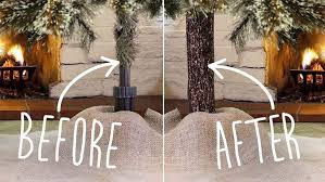 Fix The Fake Tree Stand Cover