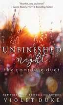 Unfinished Night The Complete Duet