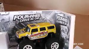 Mini RC Toy Car, Bigfoot Monster Truck, Rc 4x4 Rock Crawler, RC ...