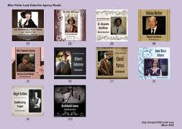 100 Archibald Jones Everything Miss Fisher The Foxy Lady Detective Miss