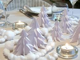 deco noel table a faire soi meme décoration de noël déco écolo