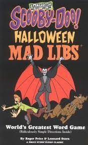 Halloween Mad Libs For 3rd Grade by 27 Best Mad Libs Images On Pinterest Board Cartoons And Children
