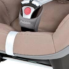 sangle siege auto bebe confort top produits bébé un siège auto 0 performant pebble de bébé