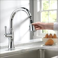 touchless faucet kitchen delta touch kitchen faucet price delta no