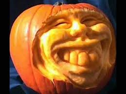 Scariest Pumpkin Carving Patterns by S C A R Y Carved Halloween Pumpkins Turn Sound On Not
