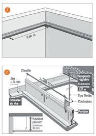 dalles de plafond pour montage sur ossature apparente ou cachée