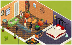 Bakery Story Halloween 2012 Download by Also Dining Room Living Room And Office I Also Added An Outdoor