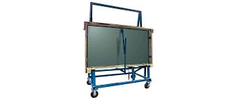 100 Glass Racks For Trucks FreeFall Rack Base GEDUSA