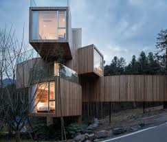 100 Tree House Studio Wood Modern Mountain By Bengo UP KNRTH