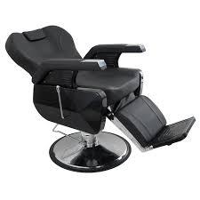 bellavie hydraulic barber chair reclining salon equipment black