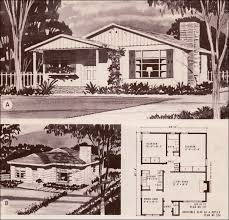 Harmonious Houses Design Plans by Design No 217 Small Ranch Style Cottage Harmonious Homes