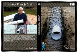 simple trench drain dries soil basement crawlspaceask the builder