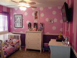 the polka dots addy would a minnie mouse room