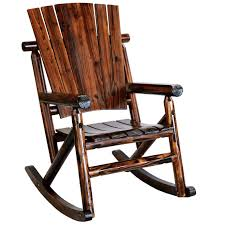 Outdoors : Log Chairs Outdoor Wooden Rocking Chair ... Diy Outdoor Fniture Rocker W Shou Sugi Ban Beginner Project Craftatoz Classic Rocking Chair Walnut Wooden Royal Wood Living Room Home Garden Lounge Size Length 41 Inches Width Tadeo Quandro Style Amazoncom Priya Patio Handcrafted Chairs Vermont Woods Studios Charleston Cracker Barrel Sheesham Thonet Porch W Cushion The 7 Best Of 2019 Famous For His Sam Maloof Made That