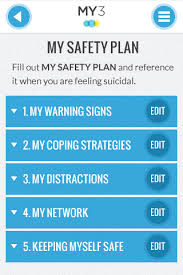 Suicide Prevention App For Android And IPhone
