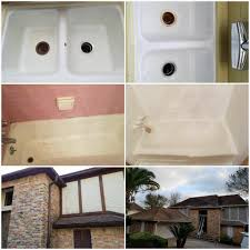 Bathtub Reglazing Houston Texas by C U0026p Refinishing U0026 Painting Home Facebook