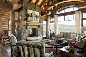 100 Ranch House Interior Design Inviting Ranch Style Home Offers Rustic Warmth In The Colorado Rockies