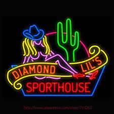 lil s sporthouse las vegas neon sign light neon bulb
