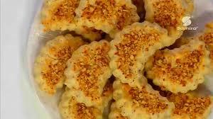 recettes cuisine tv cuisine gã teau ghoriba au arachide recette facile la cuisine les