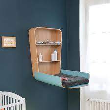planche a langer murale table à langer murale dans chambre d enfant crane