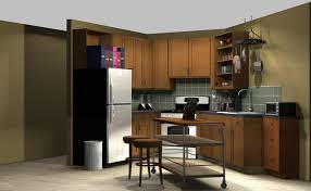 Light Sage Green Kitchen Cabinets by Interior Awesome Small L Shape Kitchen Decoration With Sage Green