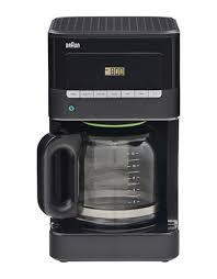 BRAUN BrewSense Drip Coffee Maker KF7000BK