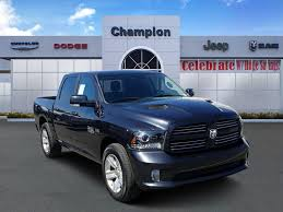 100 Dodge Srt 10 Truck For Sale PREOWNED 2016 RAM 1500 SPORT WITH NAVIGATION