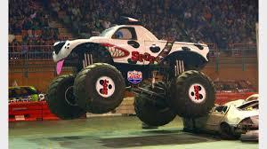Monster Trucks Delight Fans: Video, Photos   Newcastle Herald