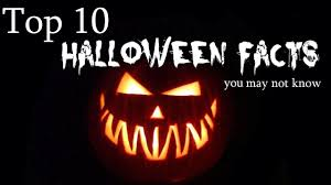Halloween Two Voice Poems The by Top 10 Halloween Facts You May Not Know Youtube