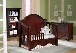 Cribs That Convert To Toddler Beds by Enchanted Convertible Crib Baby Safety Zone Powered By Jpma