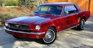 1964 1966 Ford Mustang