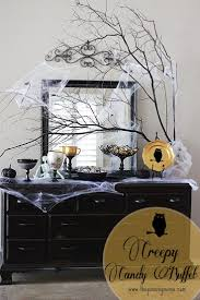 Halloween Candy Dish Craft by Top 25 Best Halloween Candy Buffet Ideas On Pinterest Halloween