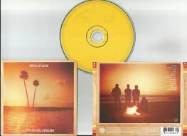 Kings Of Leon Come Around Sundown Lpz 12page Booklet With Lyrics Rpz ...