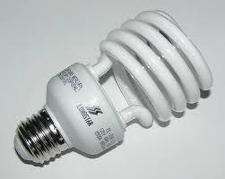 energy miser fe iisb 23w 65k 23 watt cfl light bulb compact