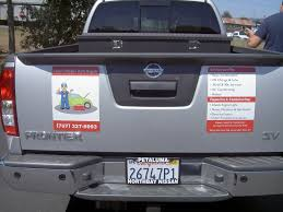 Vehicle Magnets For Louie's Mobile Auto Repair | Wine Country Signs ...