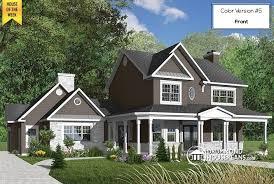 House Plans Farmhouse Colors House Plan W3831 Detail From Drummondhouseplans Com