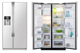 side by side kühlschrank ohne