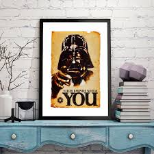 Star Wars Room Decor Uk by Awesome Star Wars Wall Decor Plaque Star Wars Wall Decor Trendy