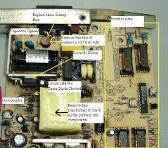 samsung 153v lcd monitor repair