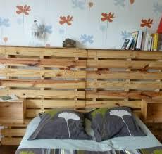 tete de lit a faire soi mme tête de lit en palette à faire soi même idées et matériels