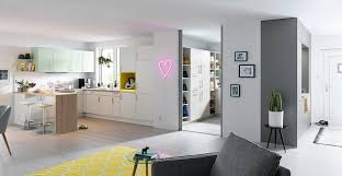 offene küche wohnzimmer wohnküche gestalten planen