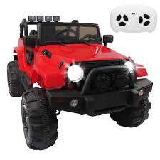 100 Kids Electric Truck Amazoncom KepooMan Ride On Cars 12V Remote Control