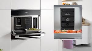 la cuisine à toute vapeur miele dg 6100 la cuisson au four à toute vapeur