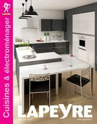 lapeyre cuisine catalogue cuisine lapeyre bistro collection avec cuisine catalogue lapeyre
