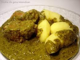 cuisiner l oseille sauté de veau crémé à l oseille péché de gourmandise