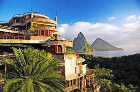 100 Jade Mountain The Suite Life Of St Lucias Star Tribune